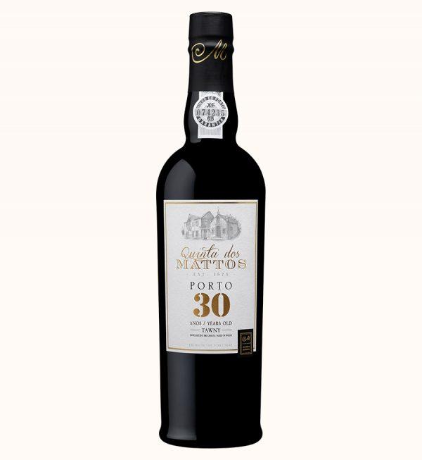 Mattos 30 metų porto vynas