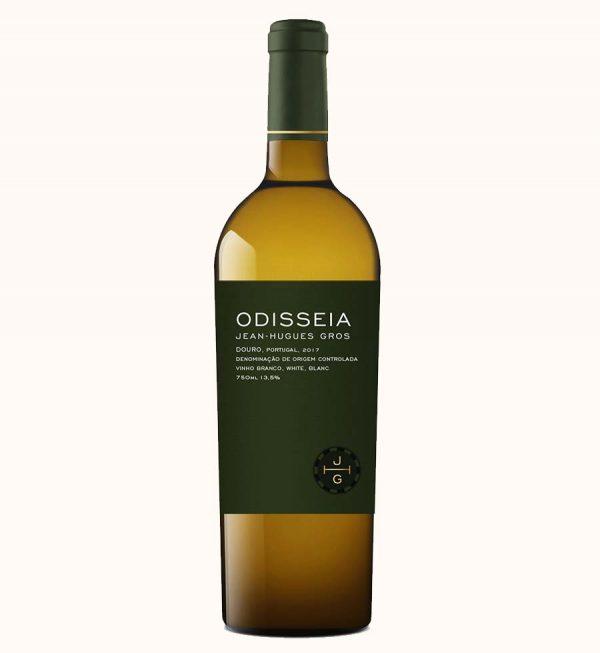 Baltas vynas Odisseia