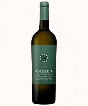 RESERVA Baltas vynas ODISSEIA Blanco 2017 0.75 l