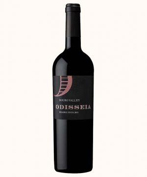 Raudonas vynas RESERVA ODISSEIA 2015 0.75 l