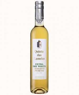 Quinta das Lamelas sausas baltas porto vynas 0,5L