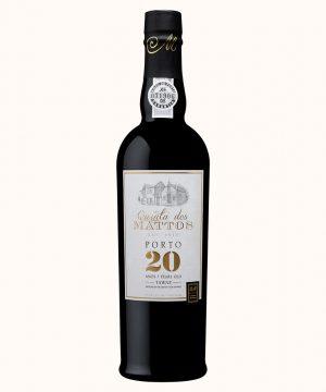 Quinta dos Mattos 20 metu porto vynas 0,5L