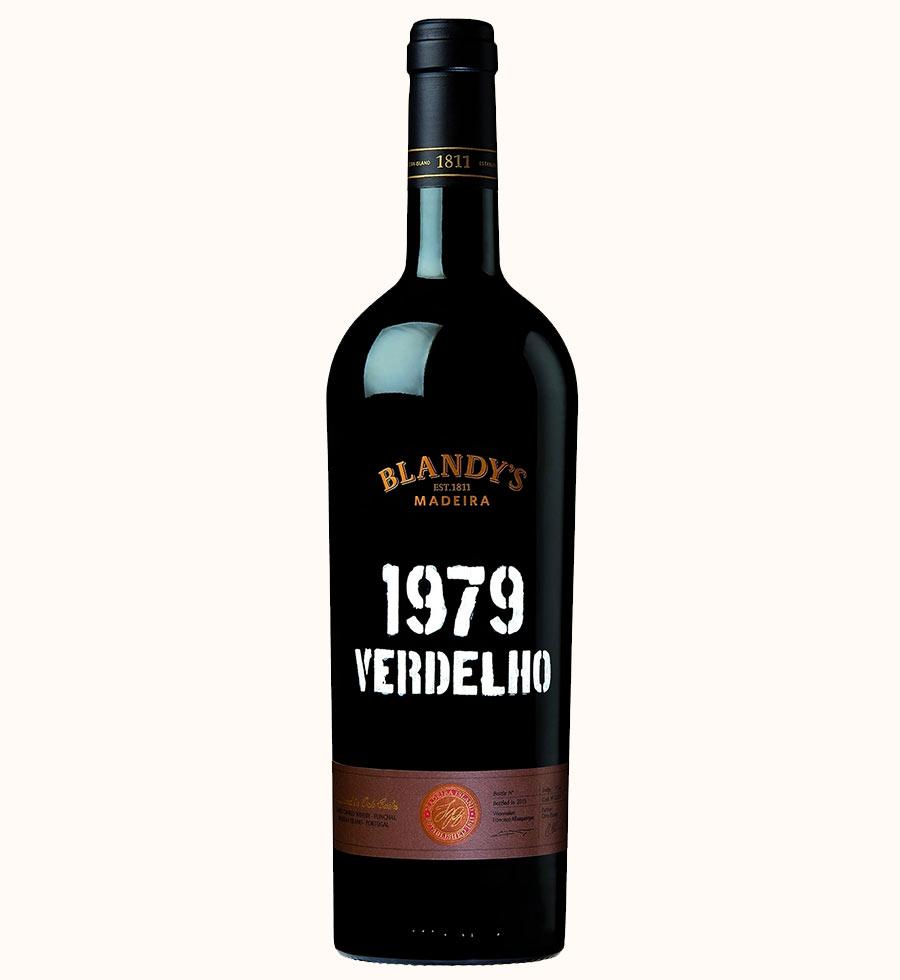 Blandys 1979 Verdelho