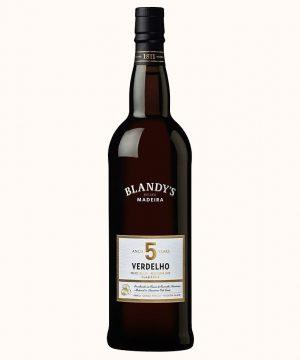 Madeiros vynas 5 metų BLANDYS VERDELHO 0.75 l