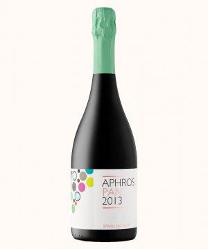 APHROS PAN ROSE ESPUMANTE 2013 0,75 L