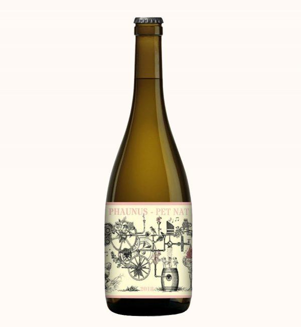 PET NAT vynas