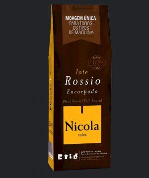 Portugališka kava NICOLA ROSSIO Coffee Blend 250 g
