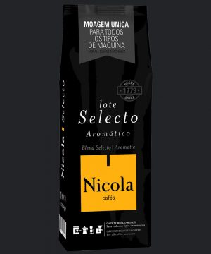 Malta kava NICOLA SELECTO Coffee Blend 250 g