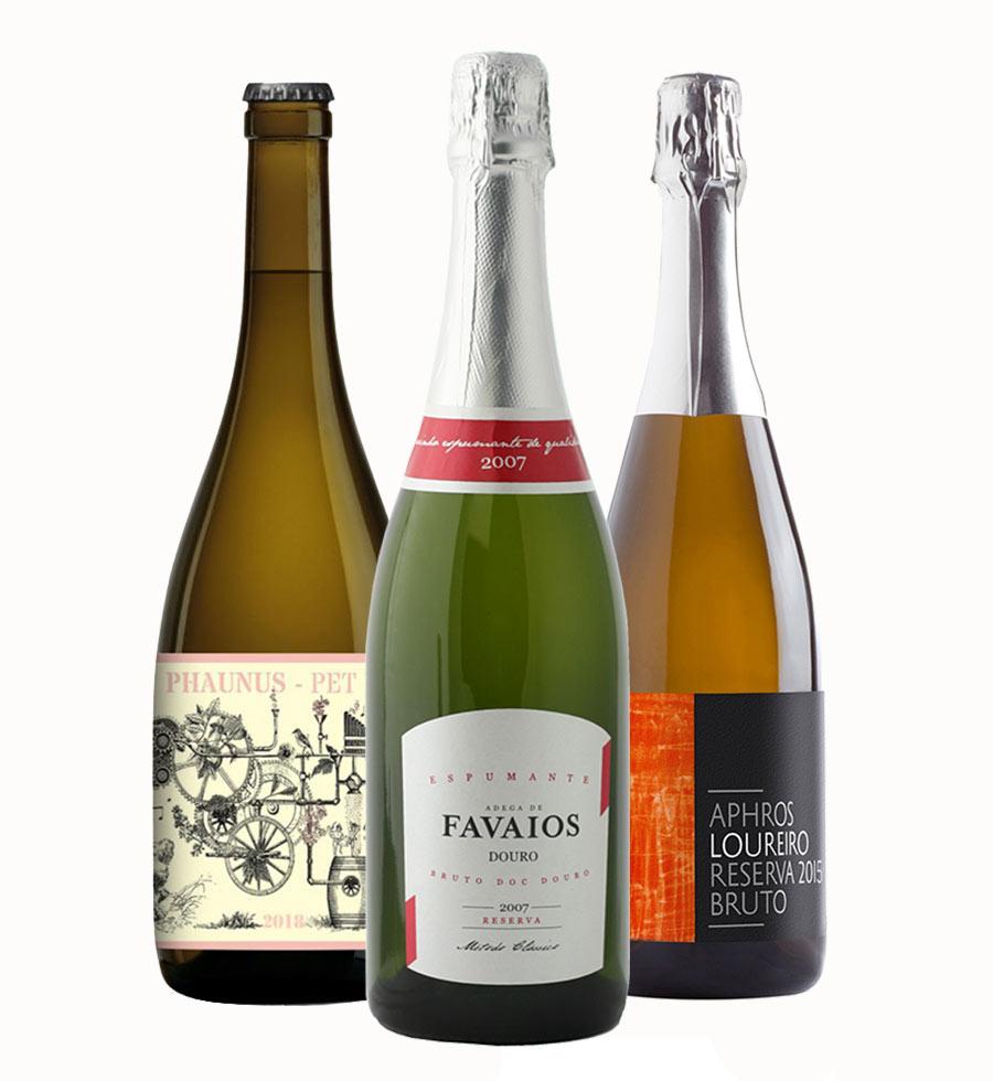 portugaliskas putojantis vynas