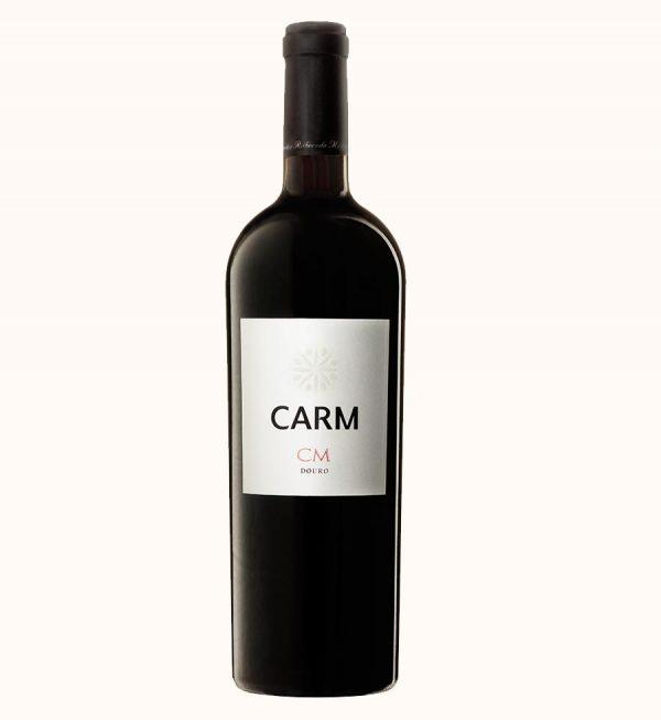 raudonas vynas CARM CM