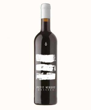 Raudonas Arrepiado Petit Verdot vynas 2018 0.75 l