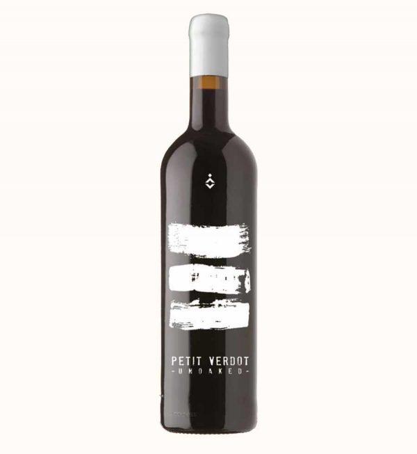 petit verdot vynas