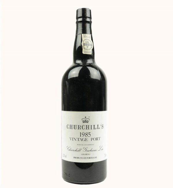 1985 metu vynas