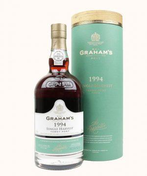 1994 metų vynas. Graham's Single Harvest Portveinas