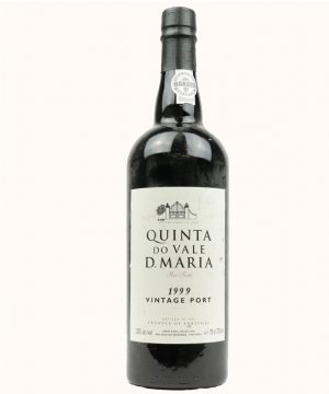1999 metų vynas. Quinta Do Vale D.Maria Portveinas
