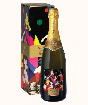 Bruto putojantis vynas Murganheira Chardonnay 2010 0.75 l