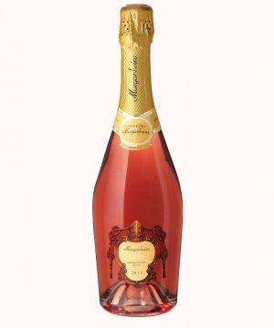 CZAR grand cuvee Rose bruto 2015 0,75L