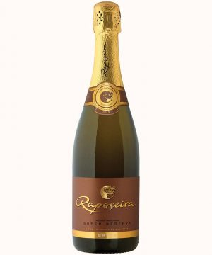 Sausas putojantis vynas Raposeira Super Reserva Bruto 2015 0.75 l