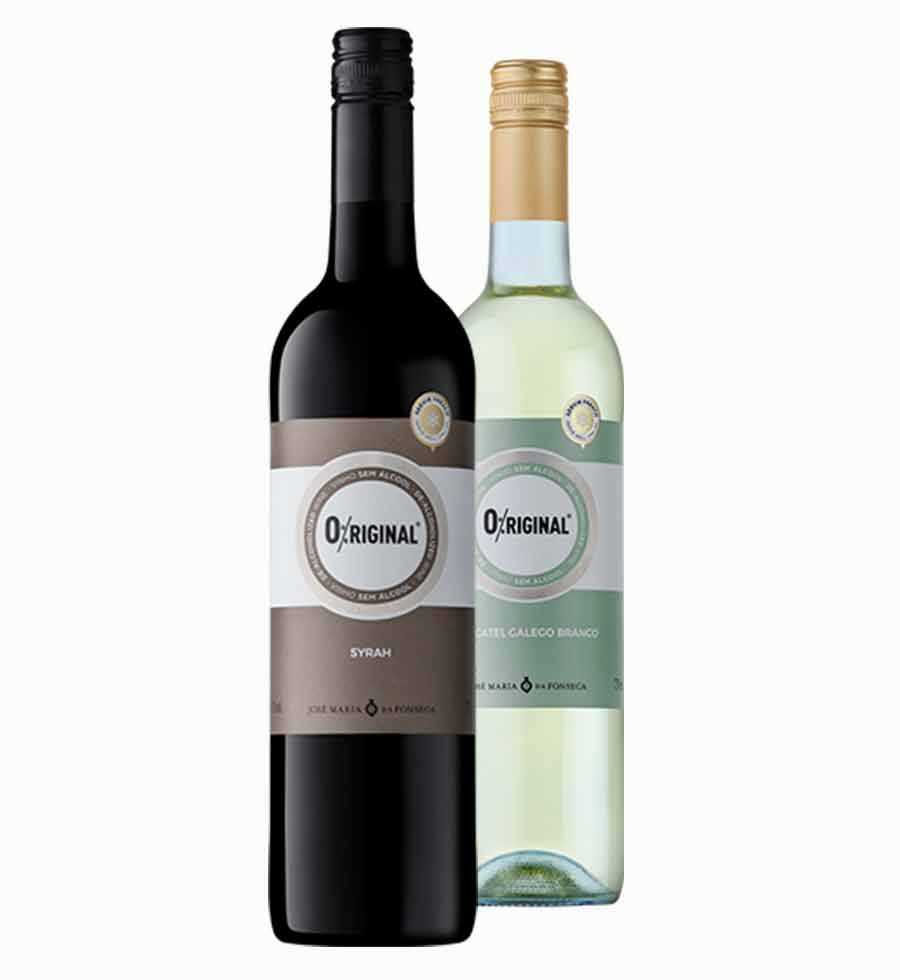 nealkoholinis vynas