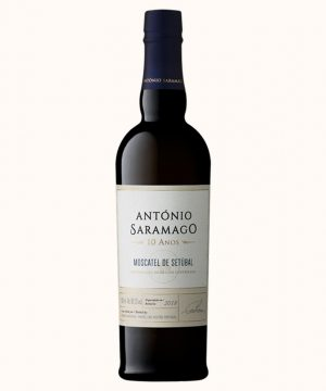 António Saramago Moscatel 10 Years 0,5L