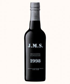 JMS Moscatel de Setúbal Superior 1998 0,375L