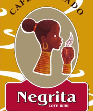 Kavos pupelės NEGRITA RUBI 1 Kg