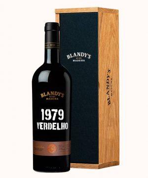 Madeiros vynas 1979 Blandy's VERDELHO 0.75 l