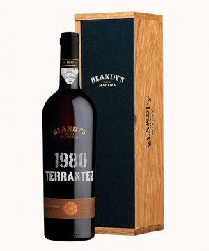 Madeiros vynas 1980 Blandy's TERRANTEZ 0.75 l