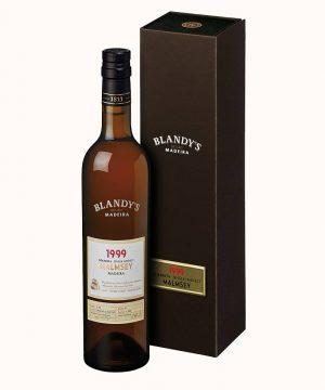 Madeiros vynas 1999 BLANDY'S Colheita MALMSEY 0.50 l