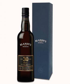 Madeiros vynas 30 metų BLANDYS BUAL 0.50 l