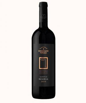 Herdade do Peso REZERVA raudonas vynas 2017 0.75 l