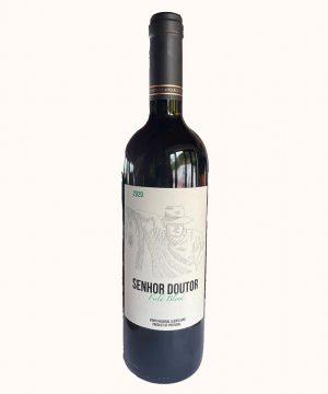 Baltas sausas vynas Senhor Doutor Field Blend 2020 0.75 l