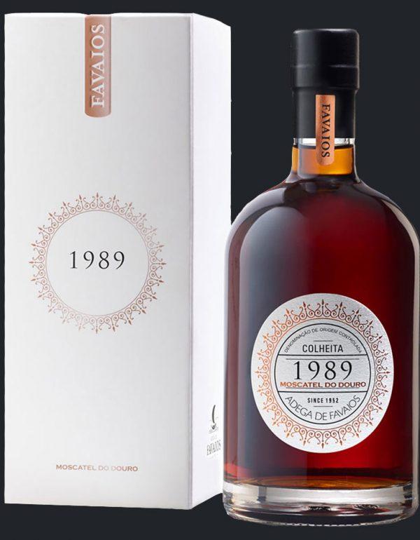 1989 metu vynas