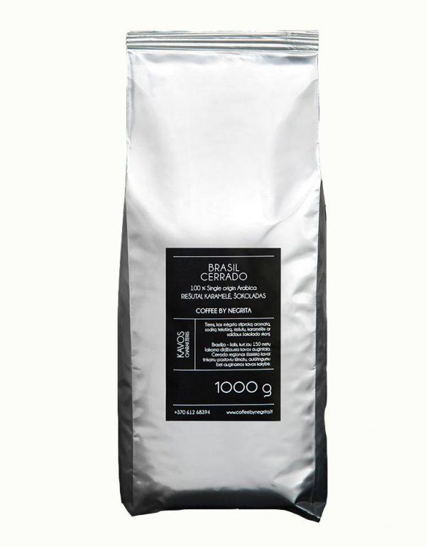 kavos pupelės brasil
