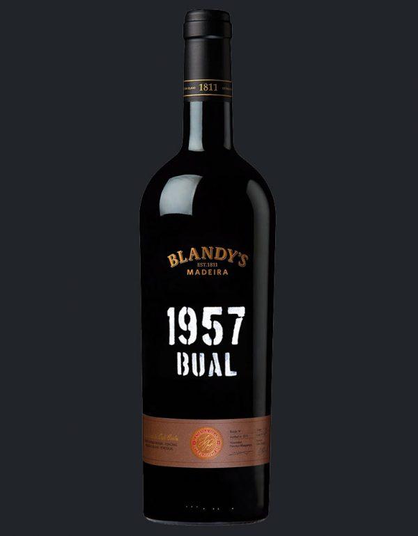 Blandys 1957 Bual