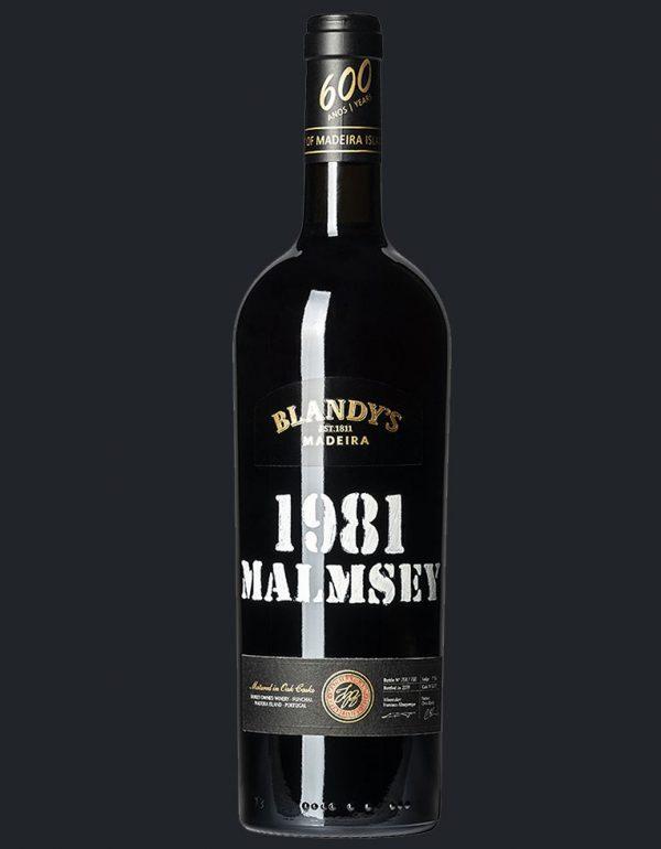 Blandys 1981 Malmsey