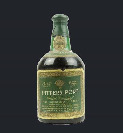 1959 metu vynas