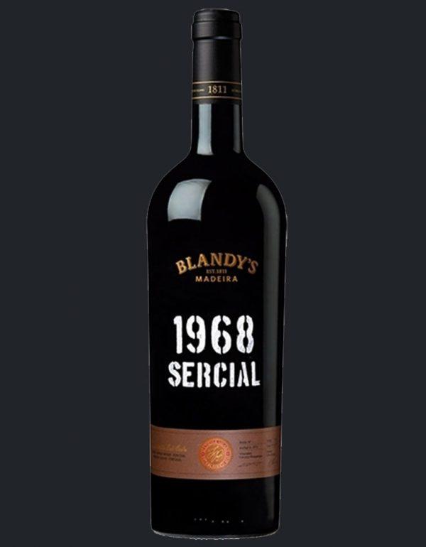 Blandys 1968 Sercial