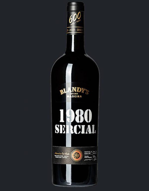 Blandys 1980 Sercial