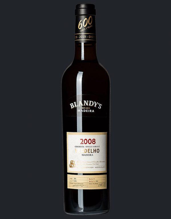 Blandys Verdelho 2008